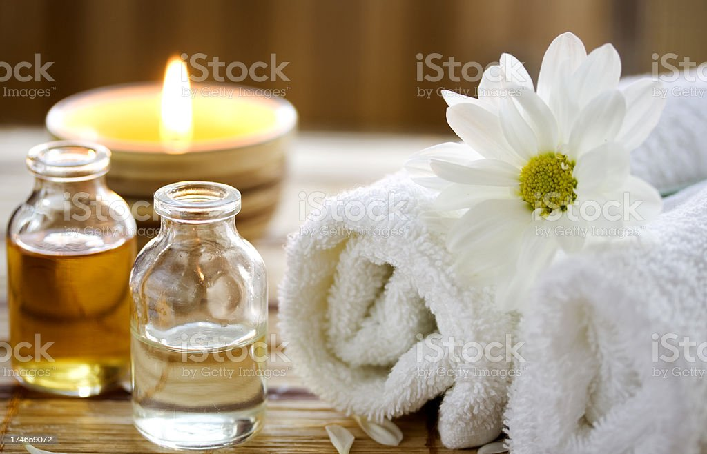 Aroma Therapy stock photo