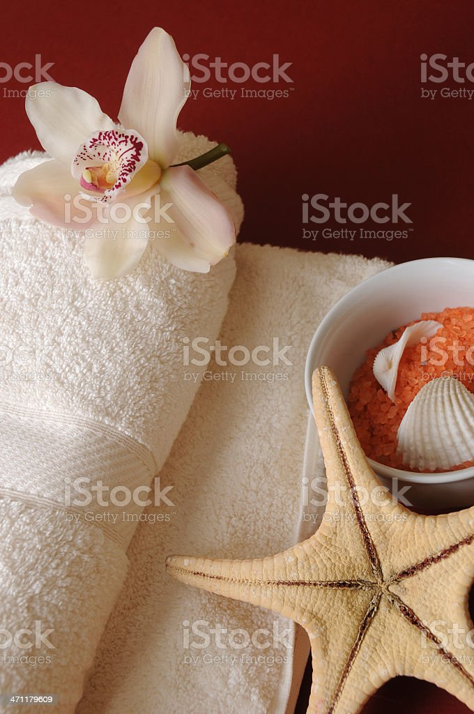 Aroma therapy series royalty-free stock photo