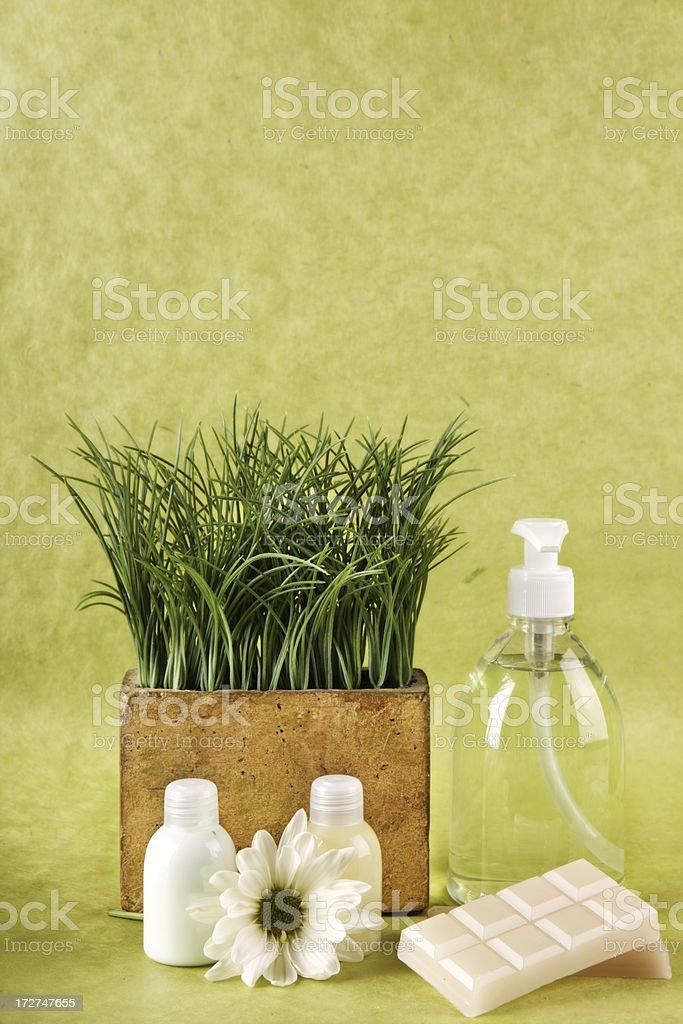Aromatherapy Objects royalty-free stock photo