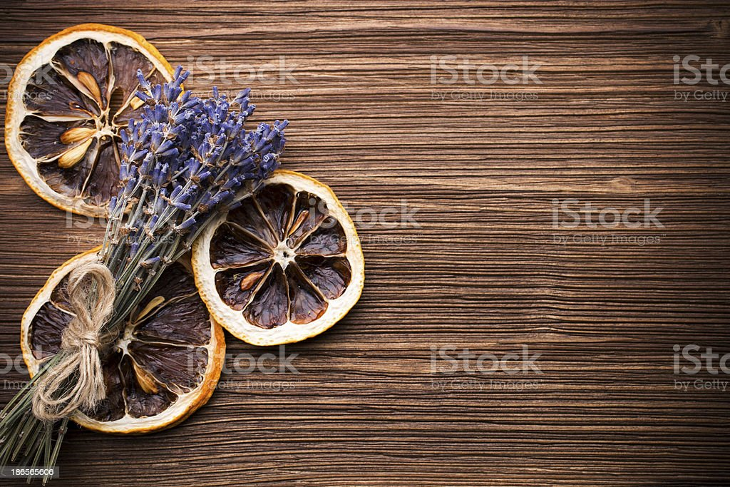 Aromatherapy. royalty-free stock photo