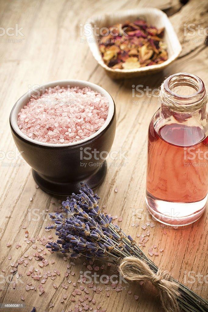Aromatherapy. royalty-free stock photo