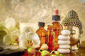 Aromatherapy Spa Massage Oil