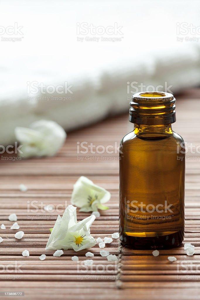 Aromatherapy Spa royalty-free stock photo