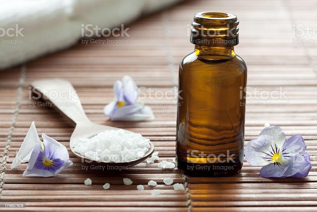 Aromatherapy Spa stock photo