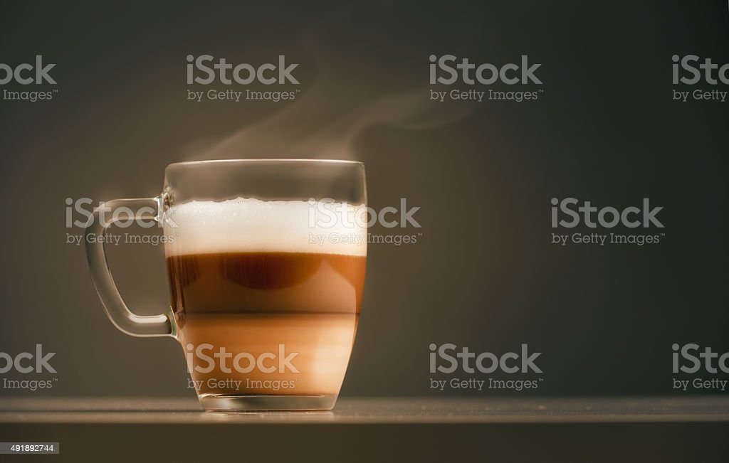 aromatic coffee stock photo