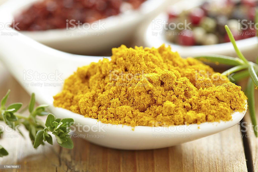 aromatic ingredients royalty-free stock photo