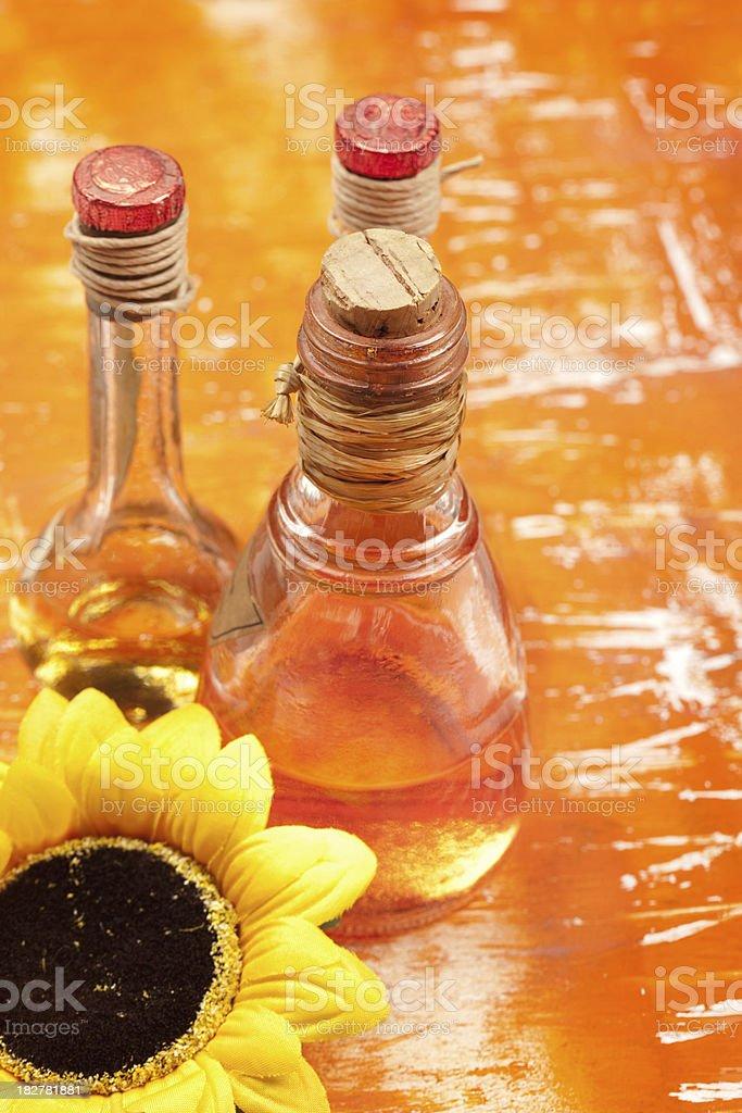 Aromatic oils royalty-free stock photo