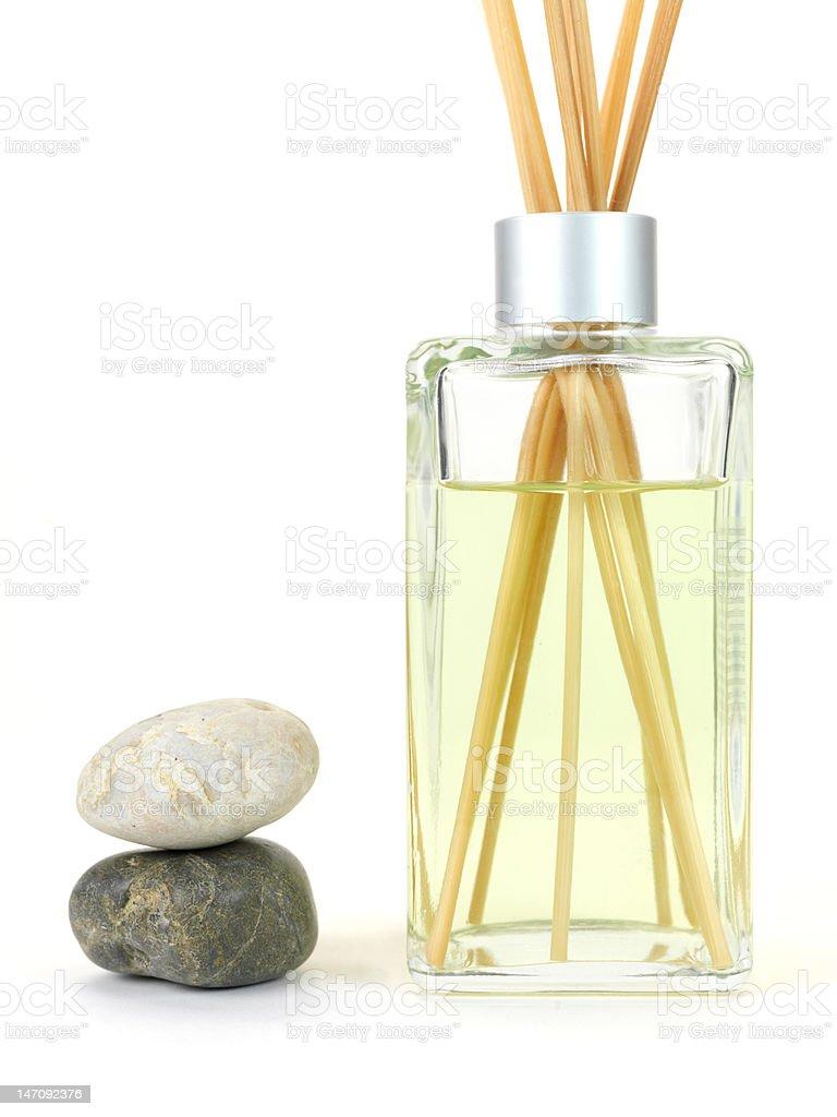 Aromatic sticks royalty-free stock photo