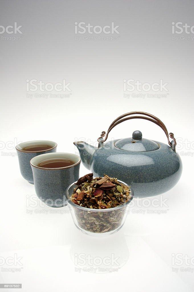 Aromatischen Tee Lizenzfreies stock-foto