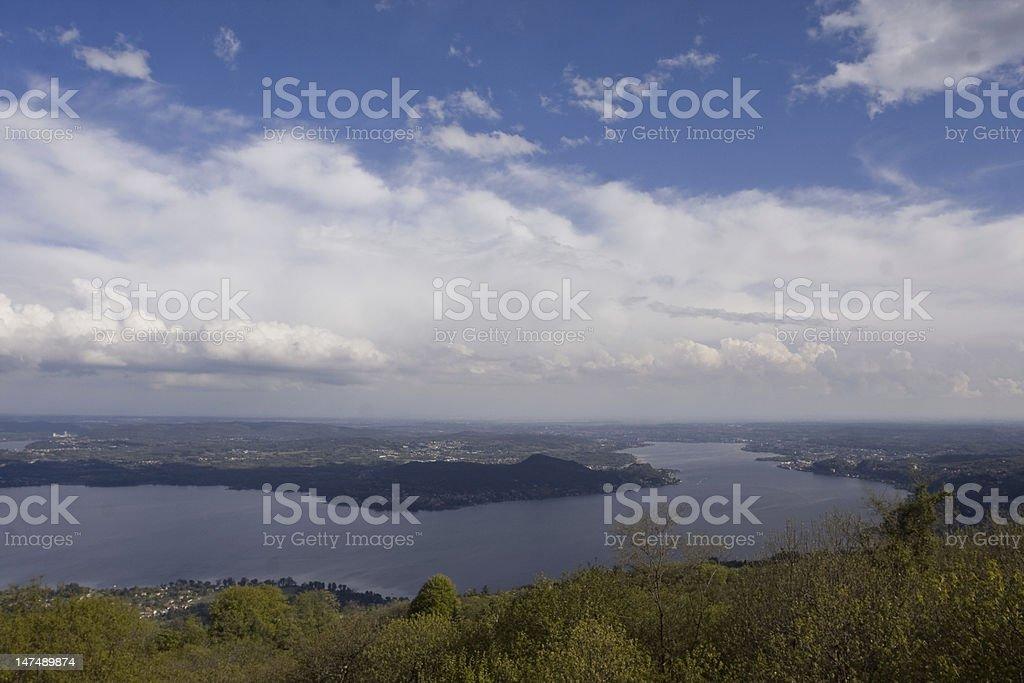 arona landscape stock photo