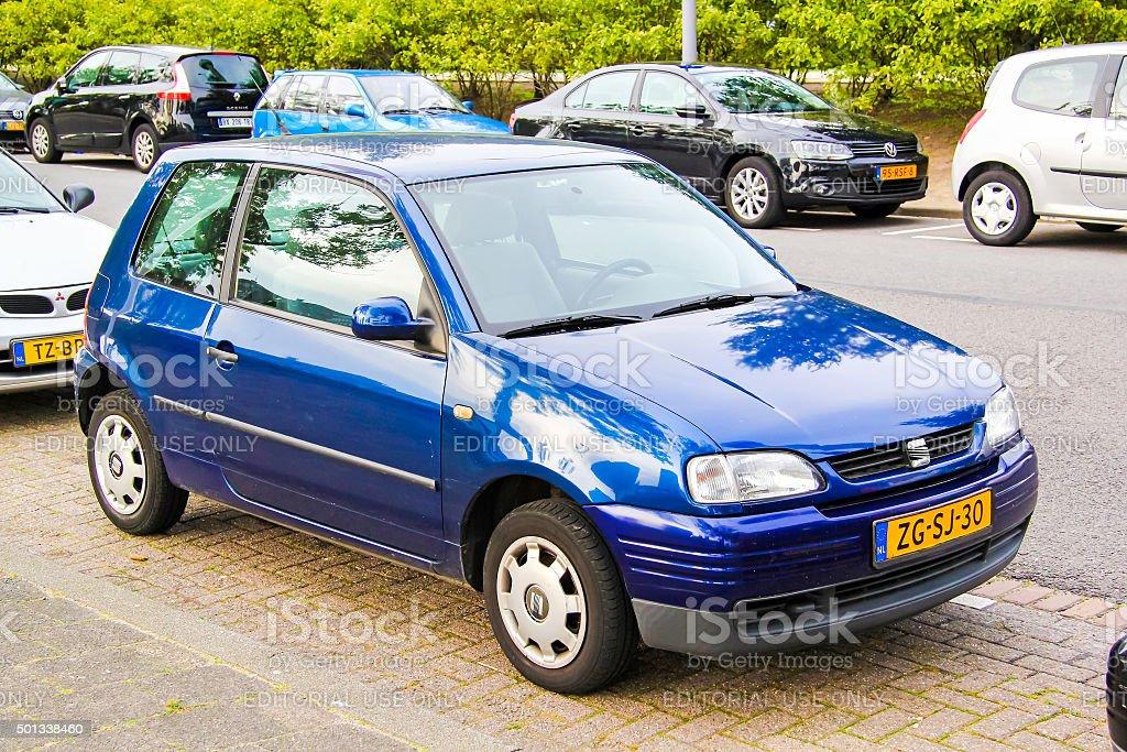 SEAT Arosa stock photo