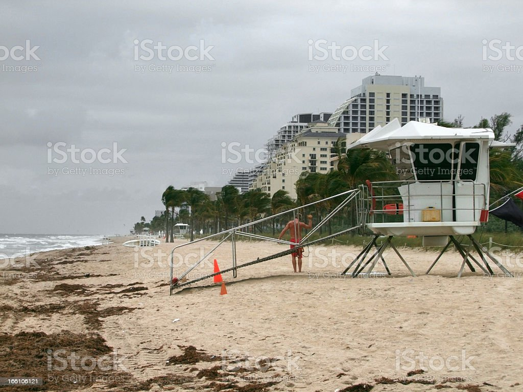 around Fort Lauderdale royalty-free stock photo