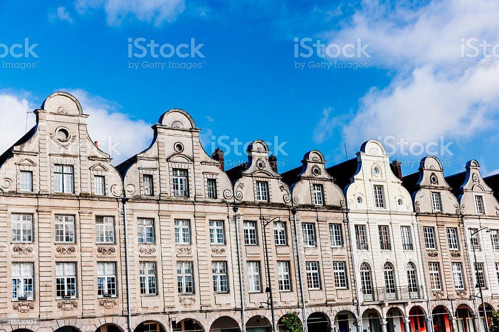 Arras, France stock photo