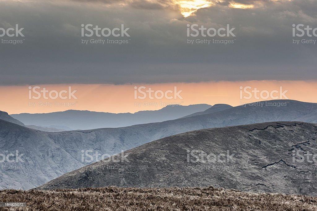 Arrochar Alps stock photo