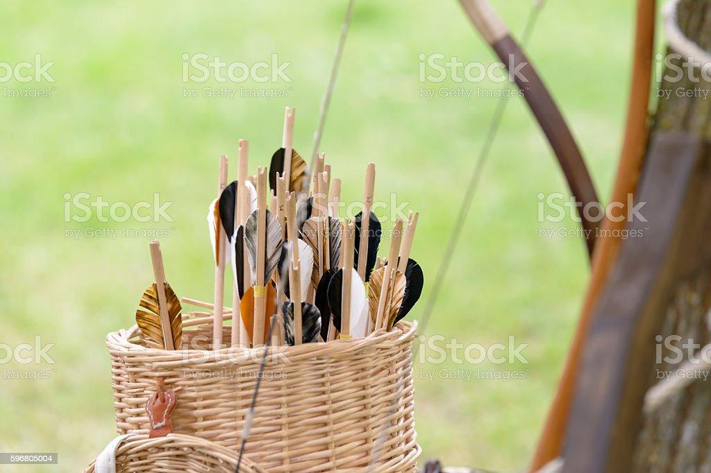 arrows stock photo
