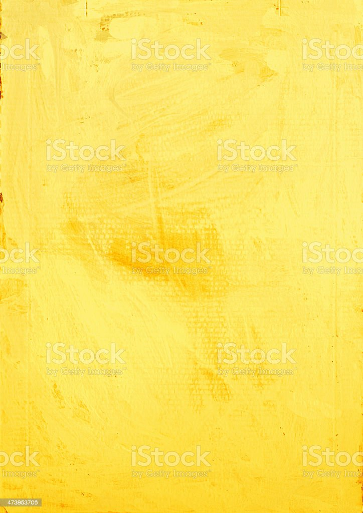 art abstract grunge yellow texture background stock photo