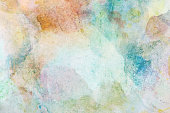 art abstract texture painted on art canvas background