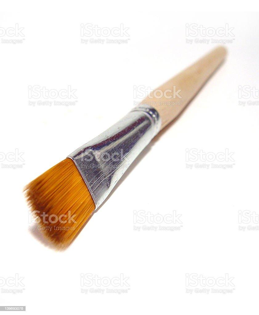 Art Brush stock photo