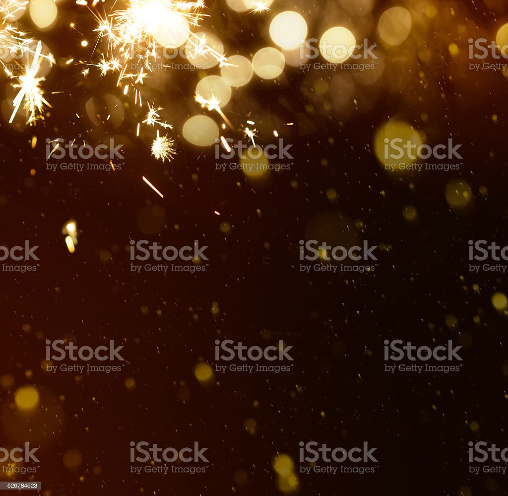 Art Christmas background stock photo