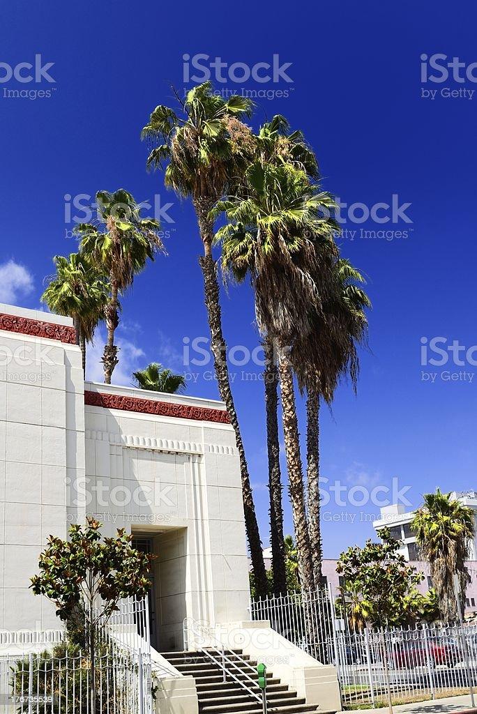 art Decó en Los Ángeles - foto de stock