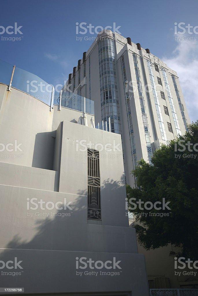 Art Deco stock photo