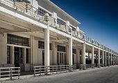 Art Deco style building at Lisbon Port