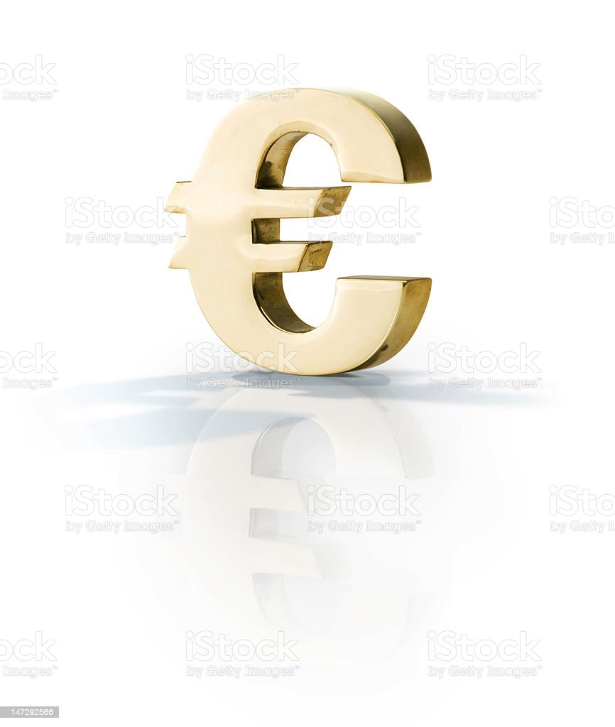 art euro royalty-free stock photo
