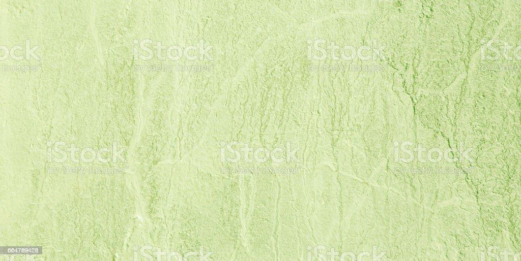Art Grunge Decorative Light Green Painted background stock photo