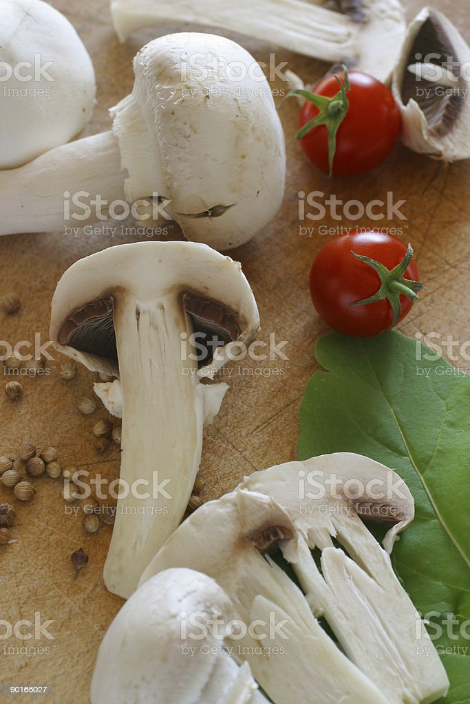 Art in the Kitchen royalty-free stock photo