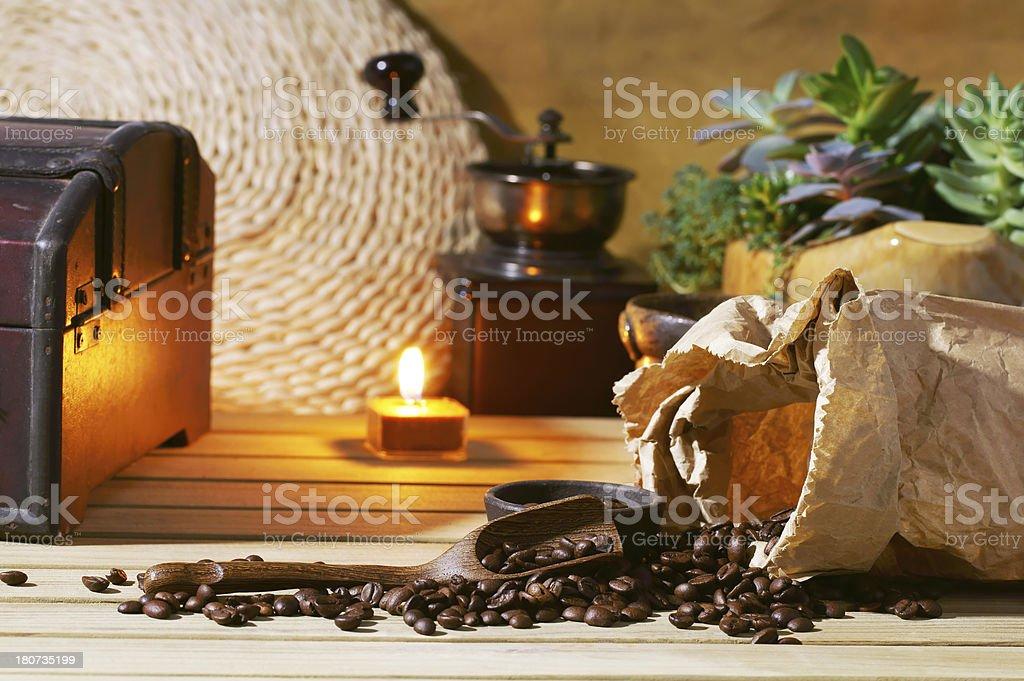 Art of Coffee royalty-free stock photo