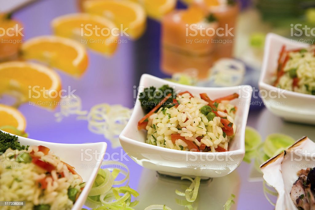 Art of cooking royalty-free stock photo