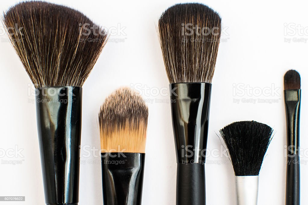 Art Paint Brushes stock photo