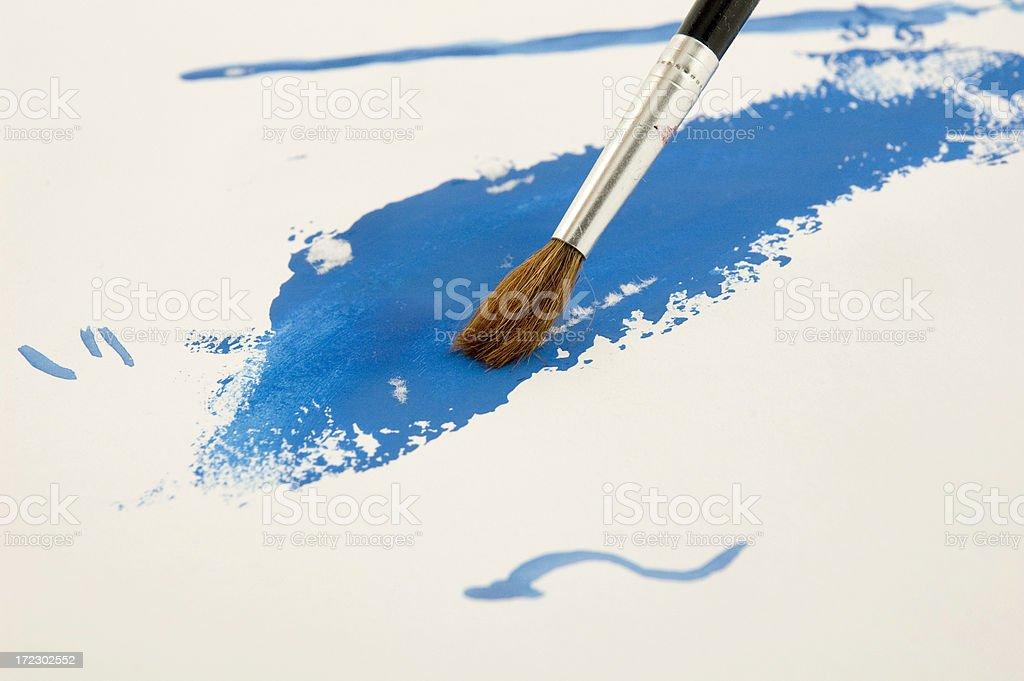 Art painting royalty-free stock photo
