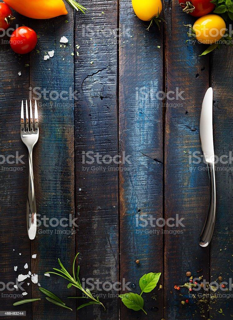 art Restaurant cafe menu, template design stock photo
