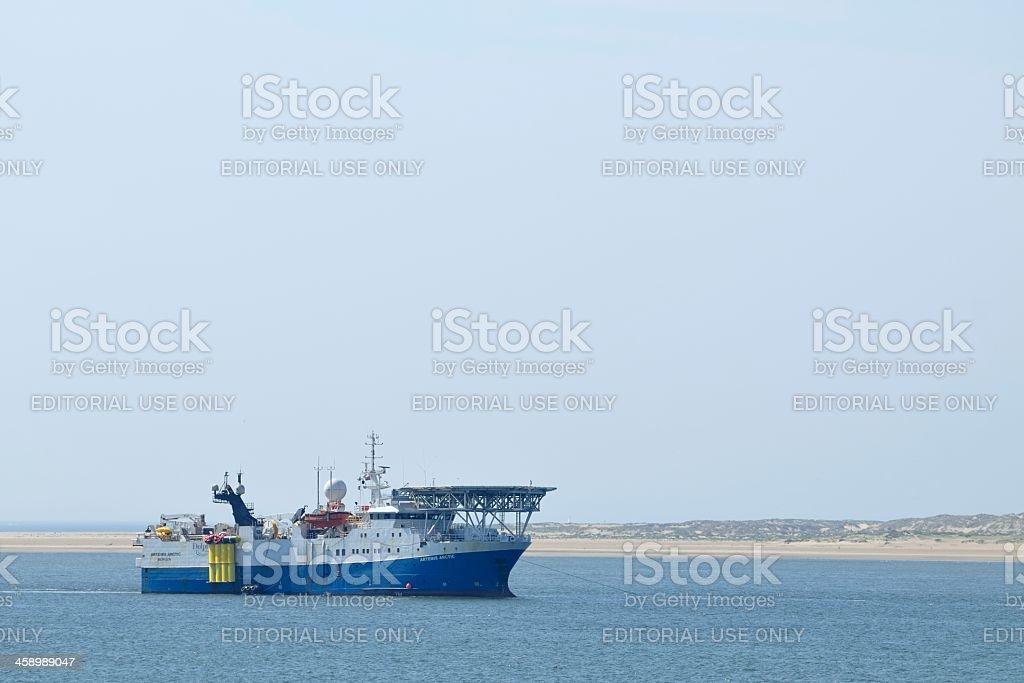 Artemis Arctic stock photo