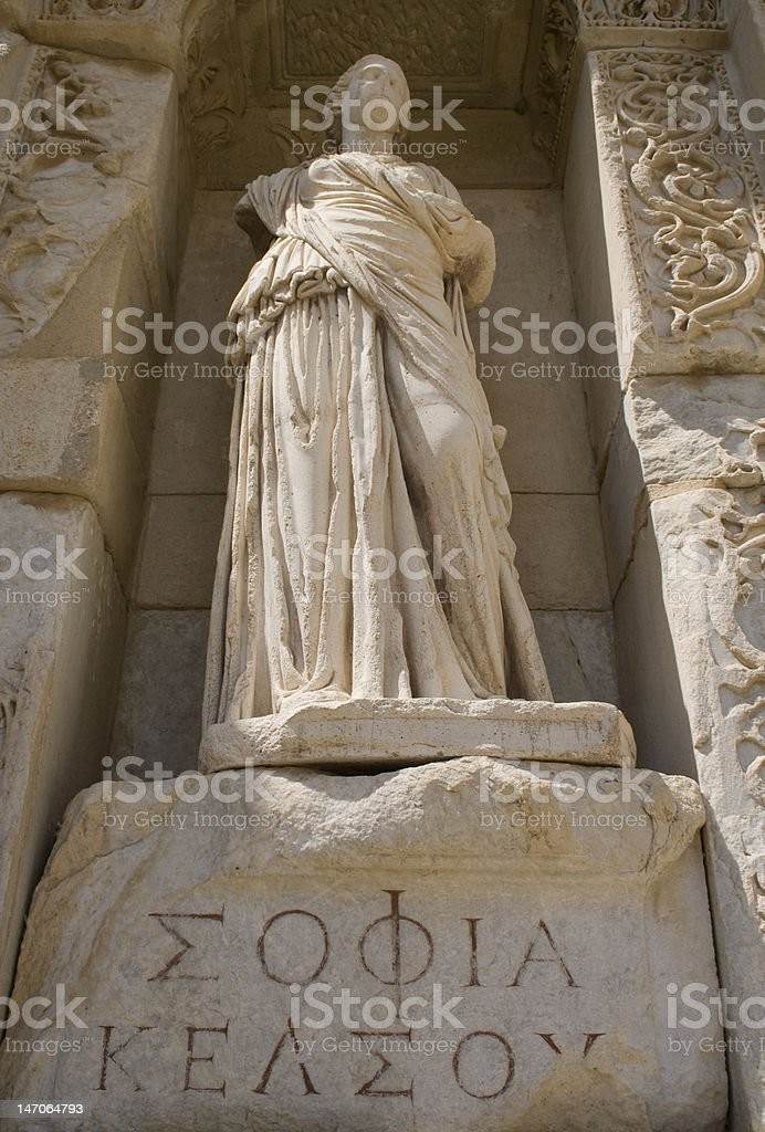 Artemis royalty-free stock photo