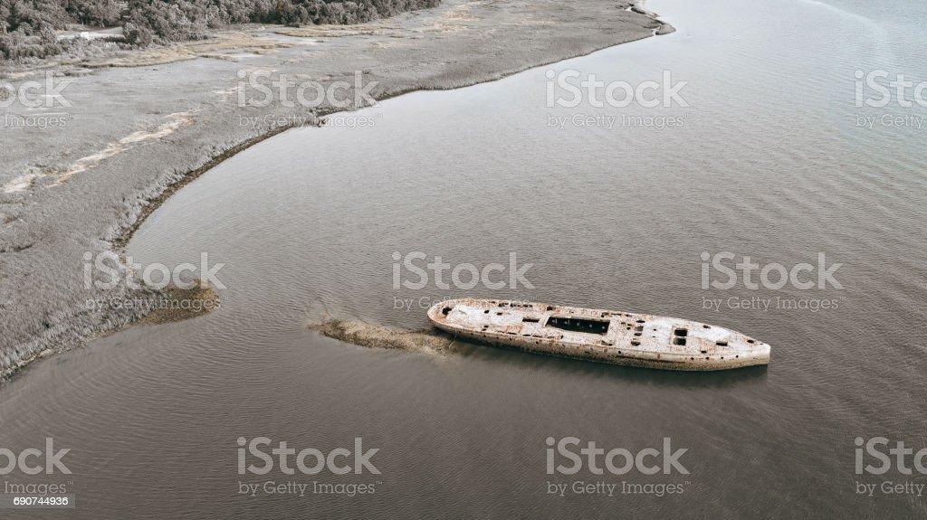 Arthur Ravenel Bridge stock photo