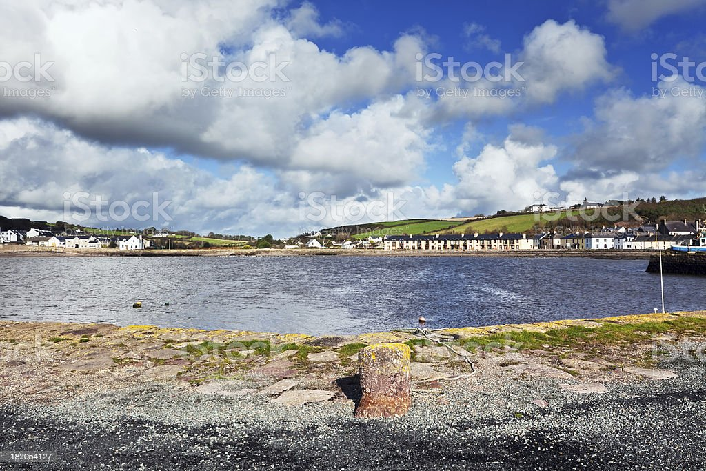 Arthurstown in County Wexford, Ireland stock photo