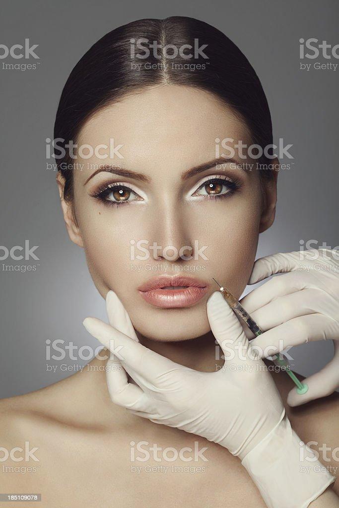 Artificial Beauty stock photo