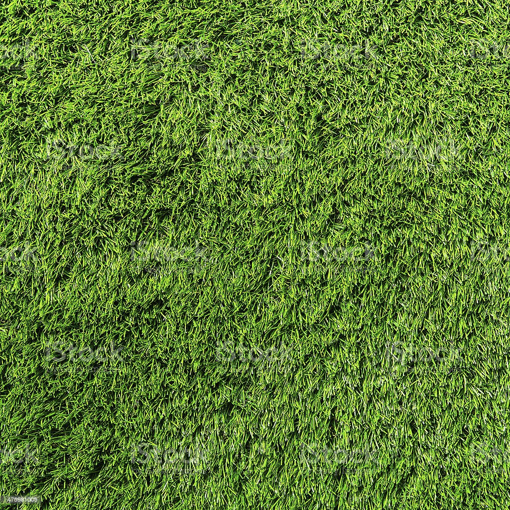 Artificial Grass Field royalty-free stock photo