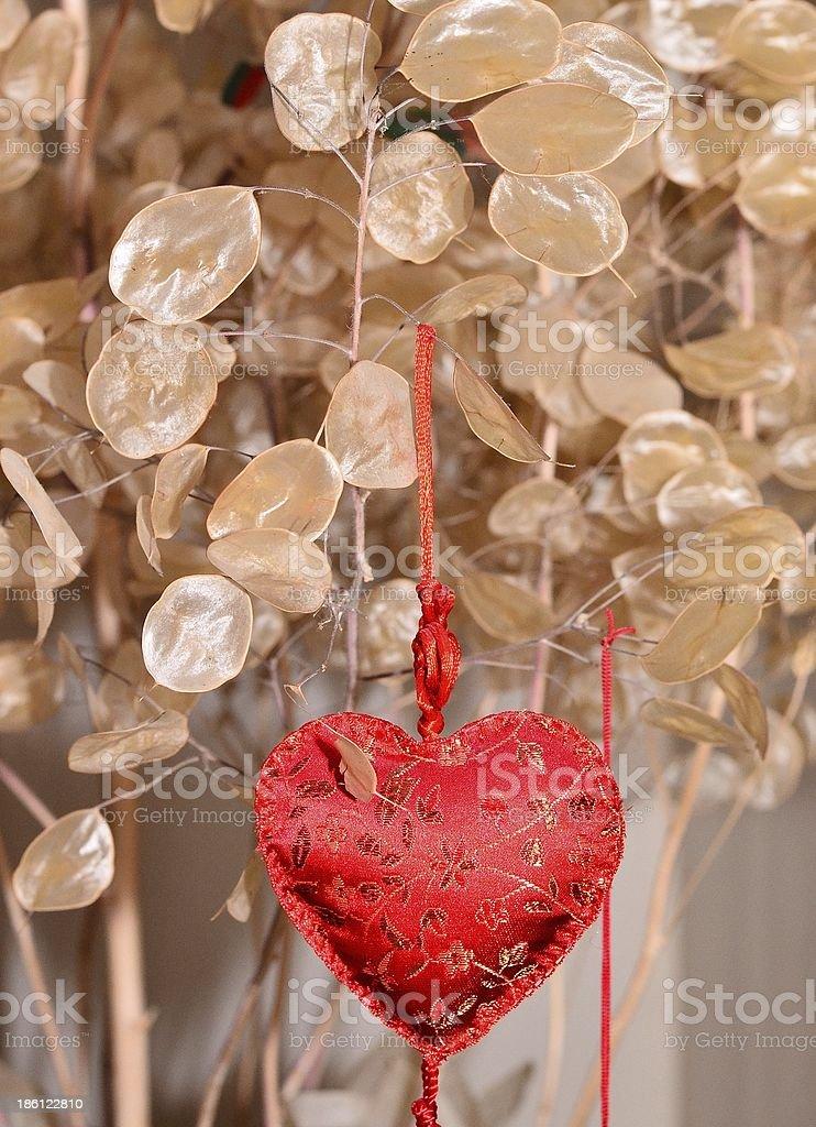 Artificial heart stock photo