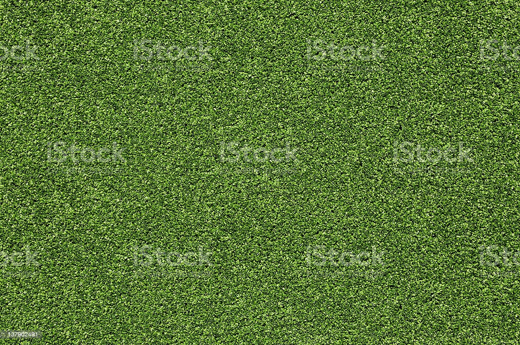 Artificial turf green background stock photo