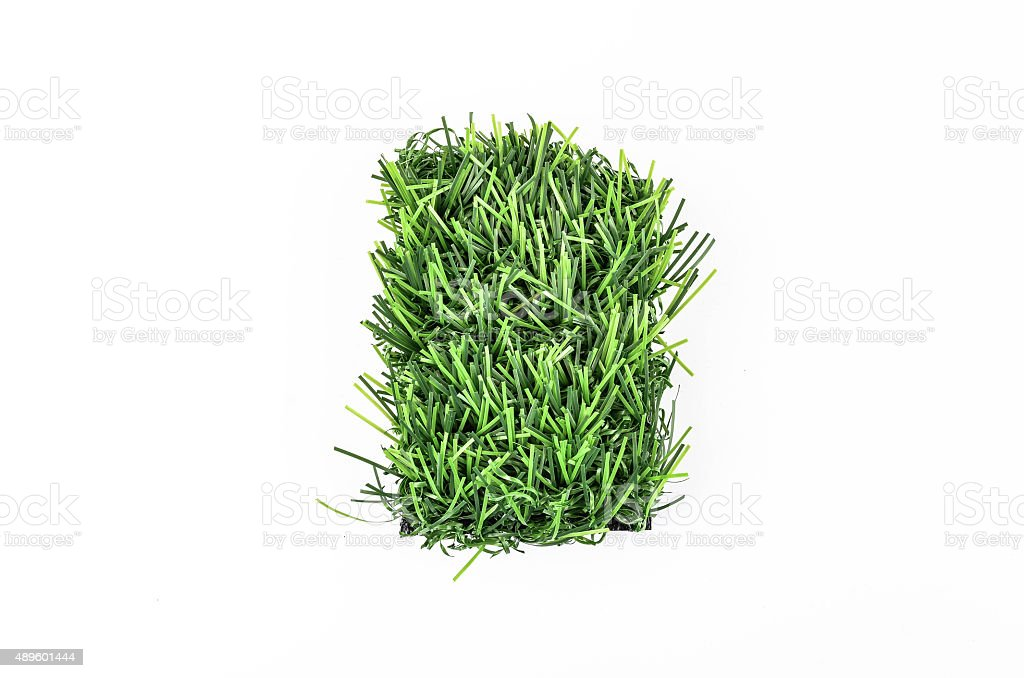 Artificial Turf Pattern Texture Background High Angle View stock photo
