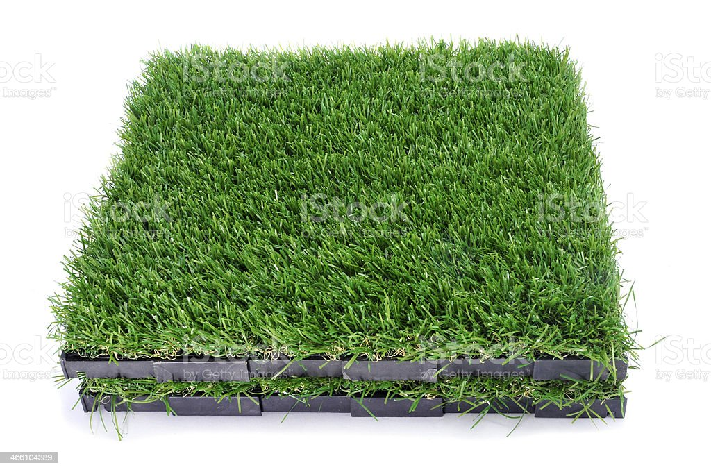 artificial turf royalty-free stock photo