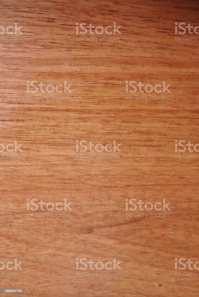 Artificial  veneer with  natural wooden pattern stock photo