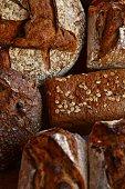 Artisan full grain bread