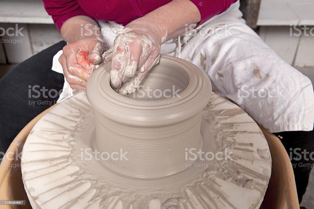 Artisan stock photo