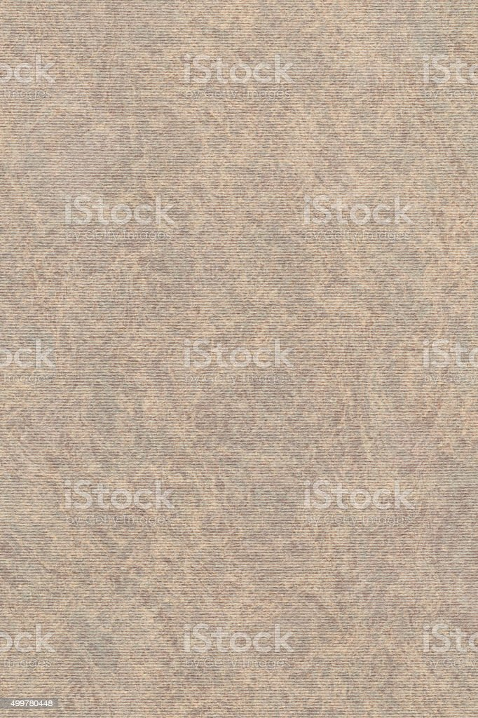 Artist Beige Striped Pastel Paper Coarse Mottled Grunge Texture stock photo