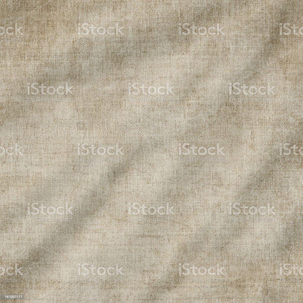 Artist Linen Canvas Crumpled Mottled Grunge Texture stock photo