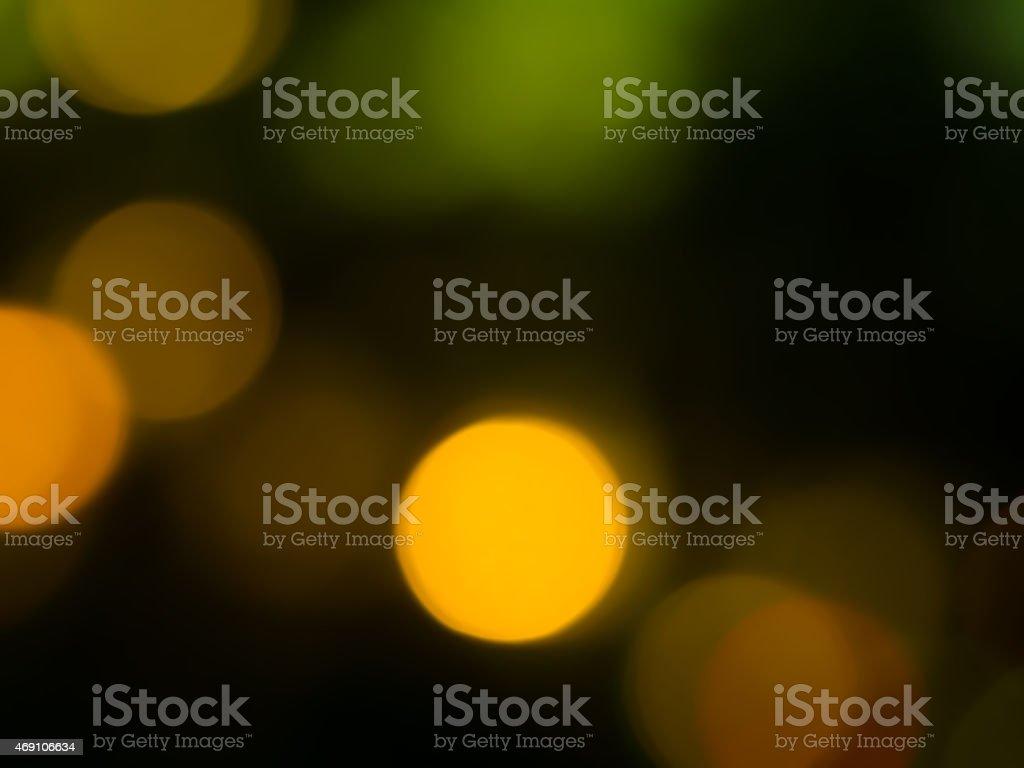 Artístico bokeh abstrato luz de fundo. foto royalty-free